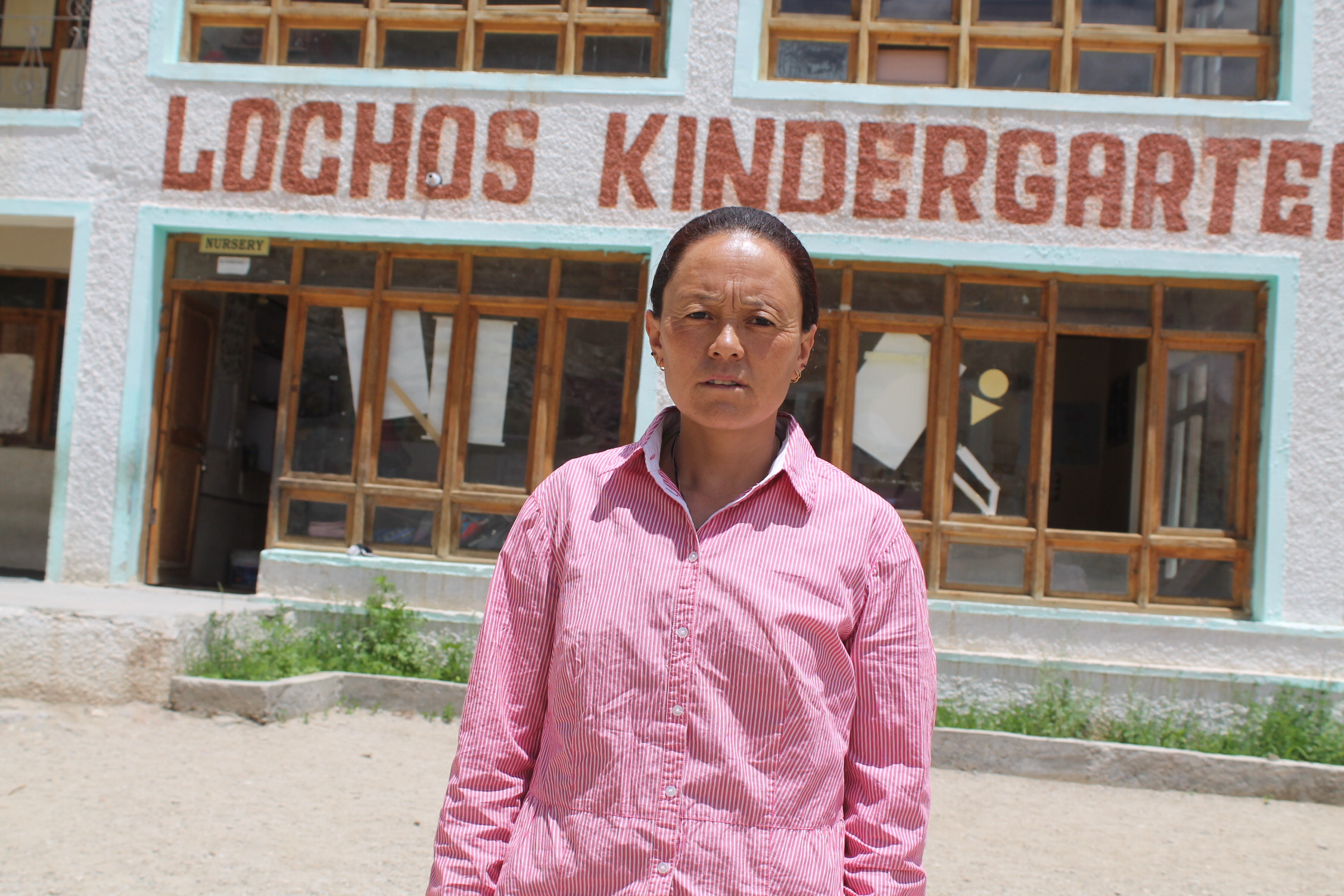 Tsewang Dolma - Narsery children Care taker